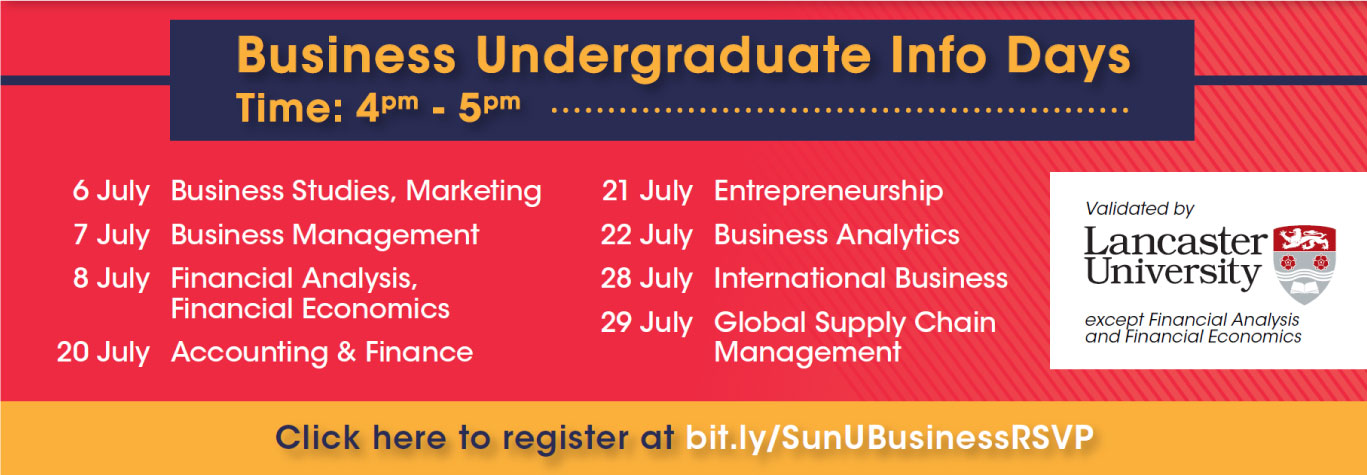 Sunway University Business School